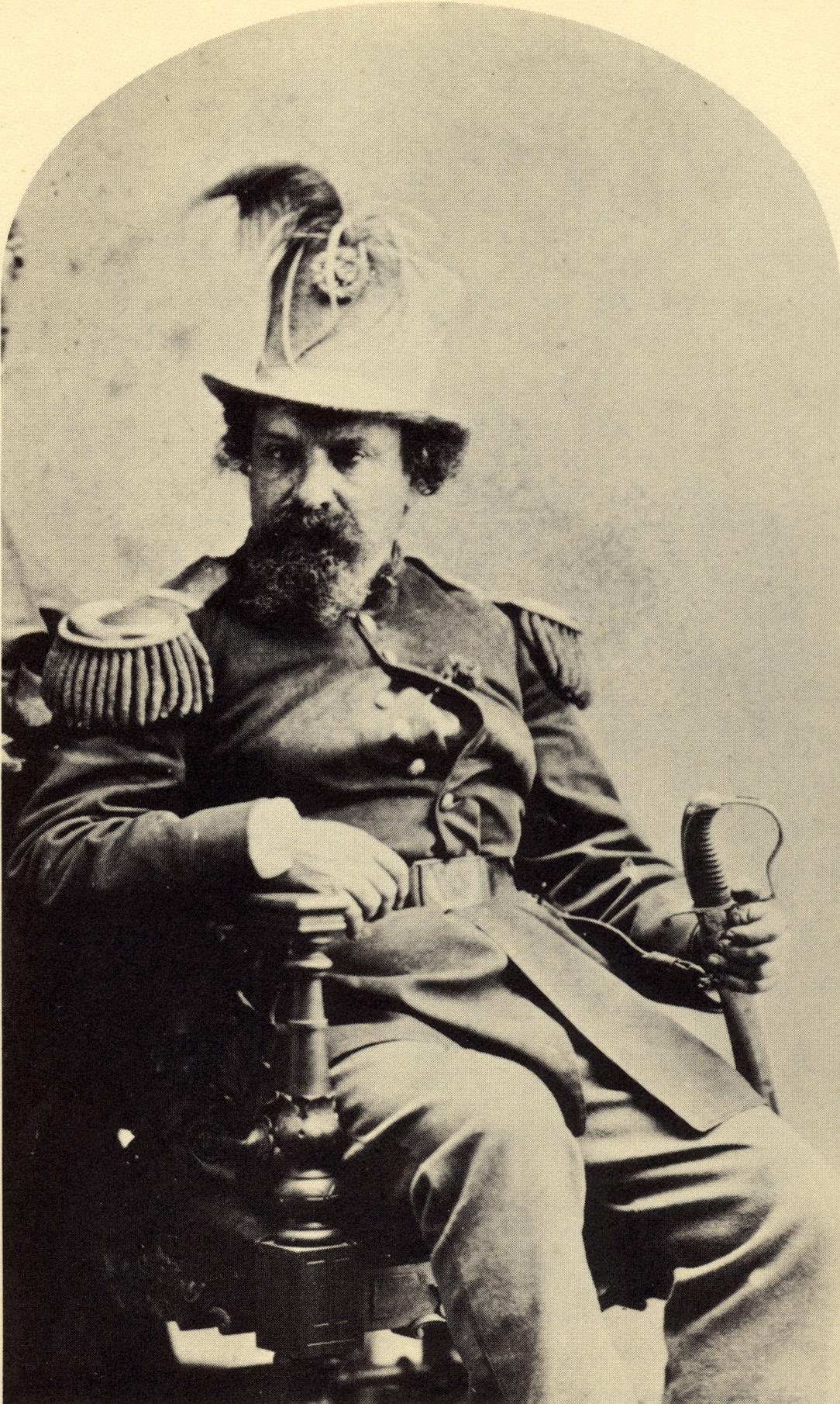Emperor Norton in the 1870s (f)