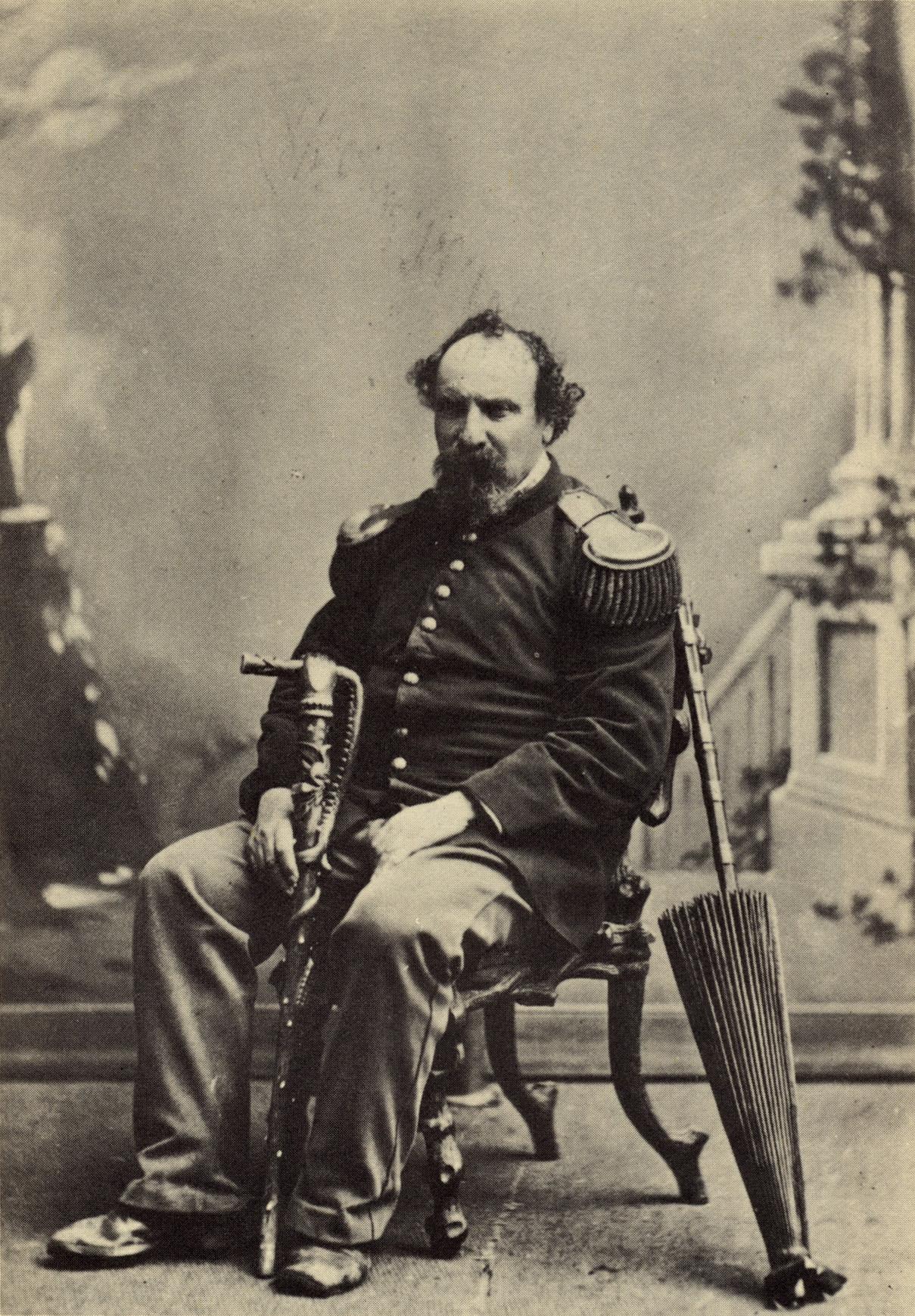 Emperor Norton in the 1870s (g)