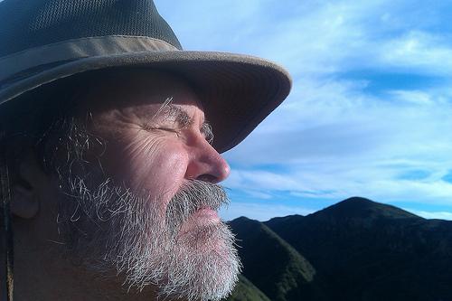 "Joel GAzis-SAx, author of the 1997 essay, ""The Madness of Joshua Norton."""