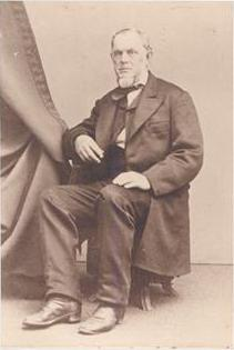 Charles Chaffee Champlin (1812-1892)  Undated. Source:  ChamplinRanch.com