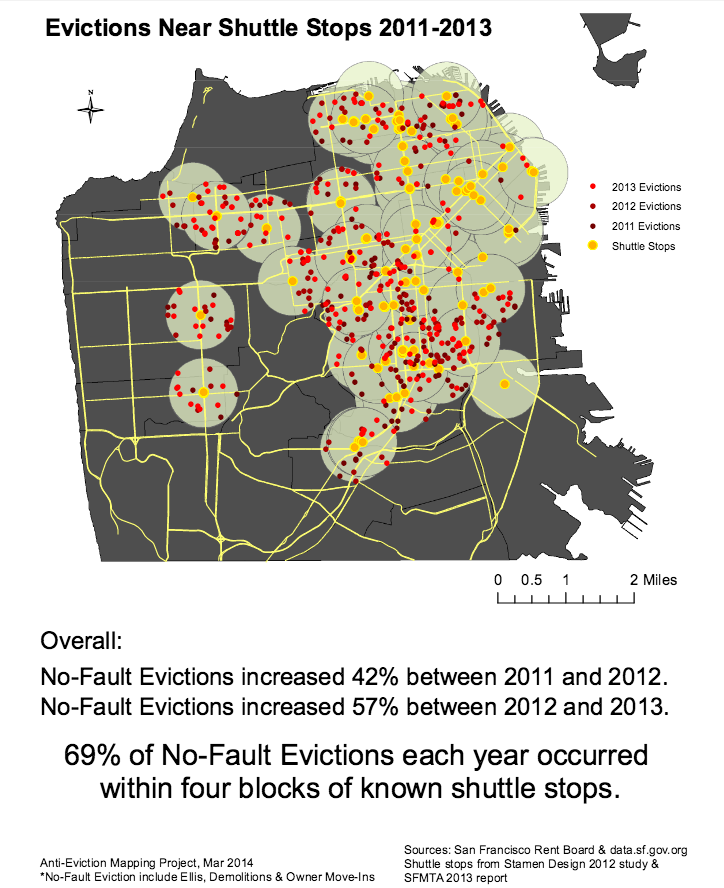2011-2013 Tech Bus Evictions