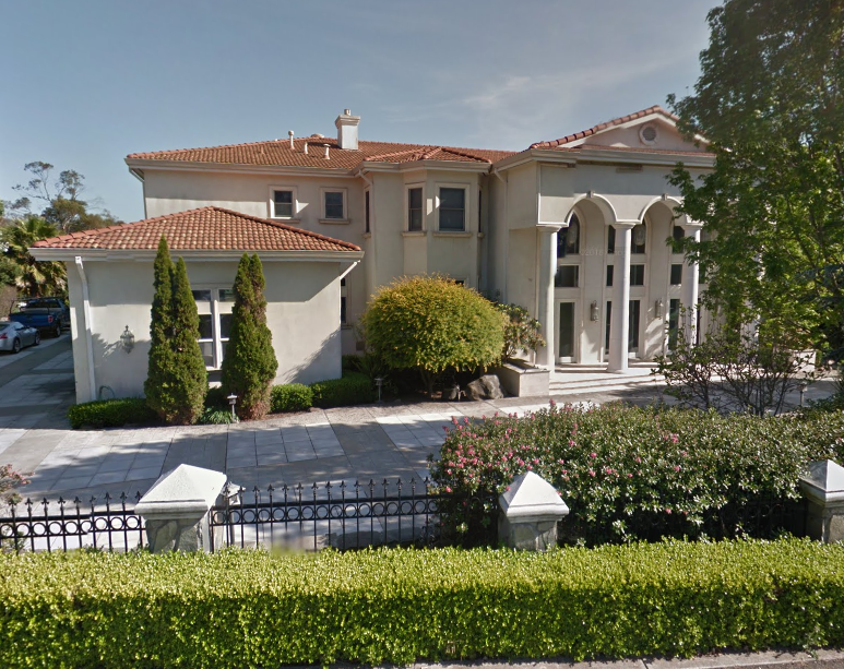 Noel Yi's Castro Valley home