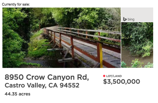 Noel Yi is selling 44 acres for $3 million, but can't let the Community in West Oakland grow food on their small lot.     https://www.facebook.com/afrikatowncommunitygarden/