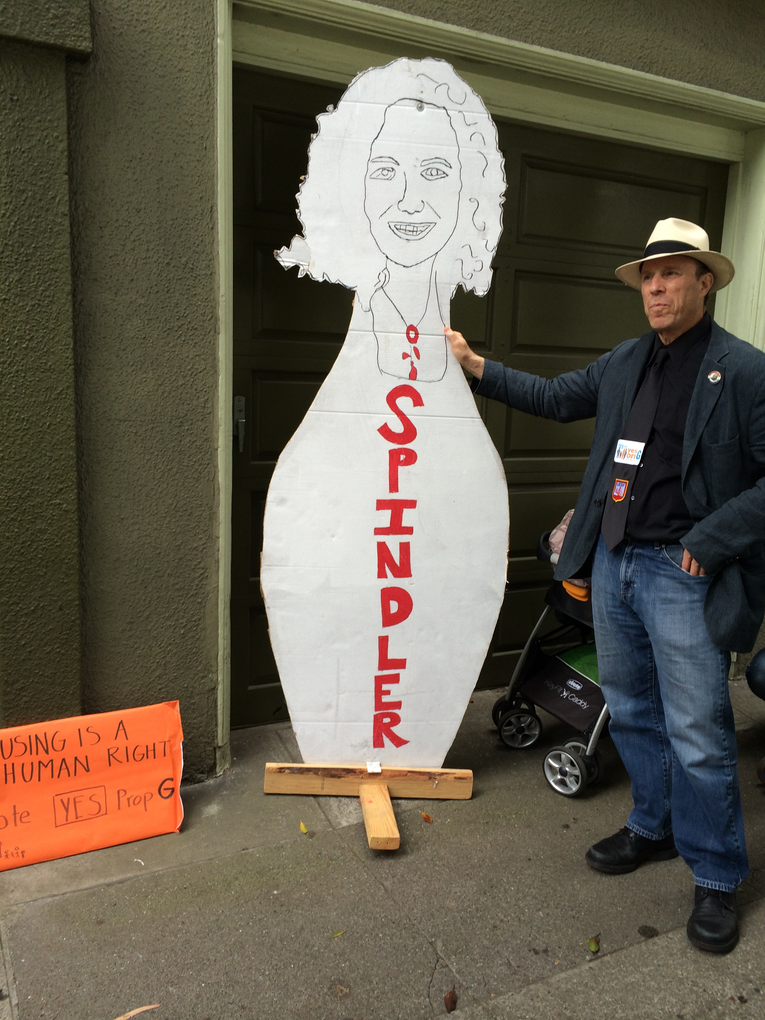 Photo by the SF Tenants Union
