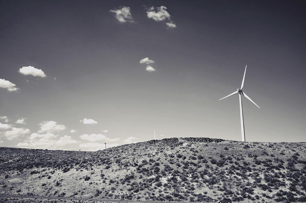 Montana windmill USA