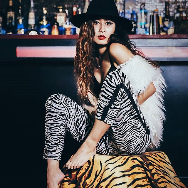 The lovely Nozomi in out latest collaboration with out amazing team. Thank you for your excellent work. #leopardprint #fashion #model #modelling #jdm #editorial #portrait #photographybydustin