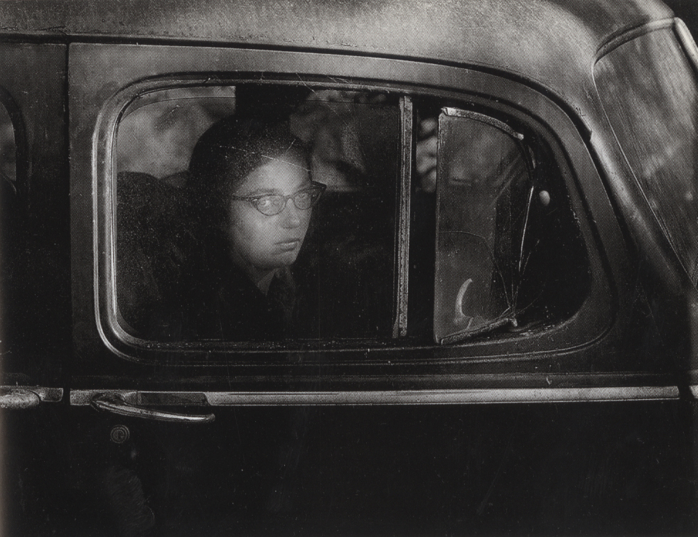 © Wynn Bullock, 1960