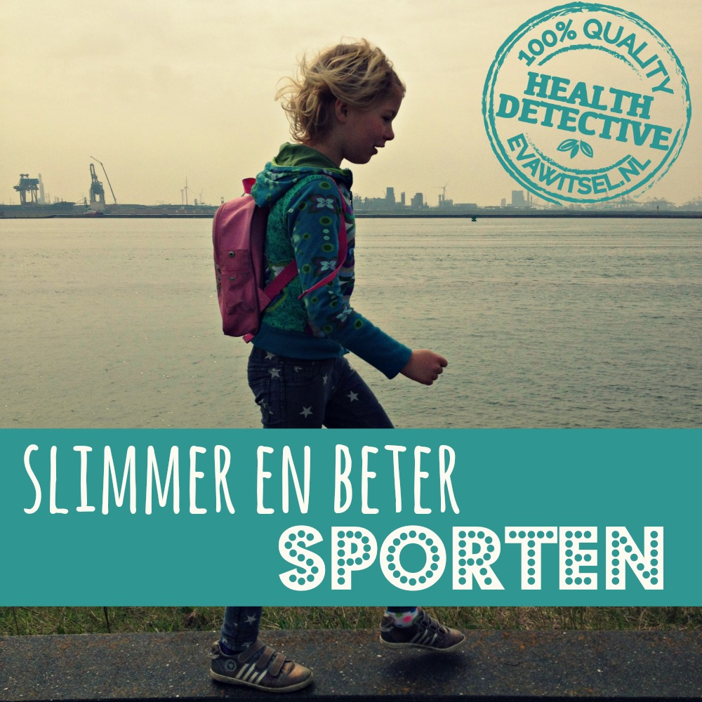 Slimmer en beter sporten