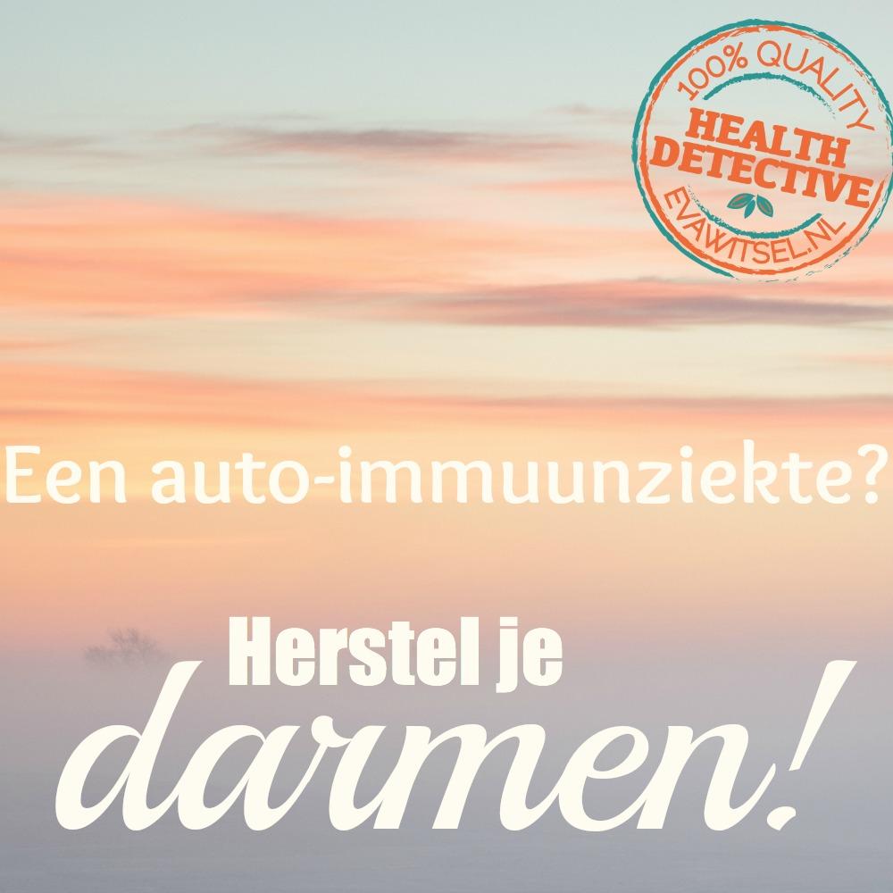 Lekkende darm voorwaarde voor auto-immuunziektes