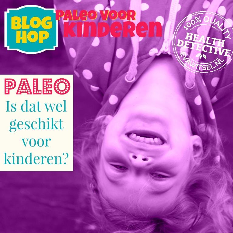 Paleo voor kinderen - Is paleo wel geschikt voor kinderen?