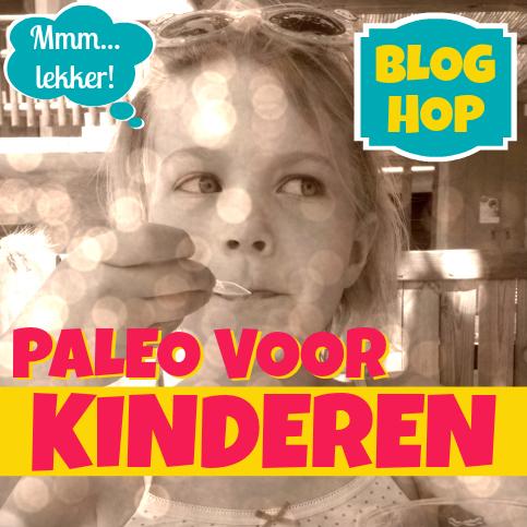 Paleo voor kinderen bloghop