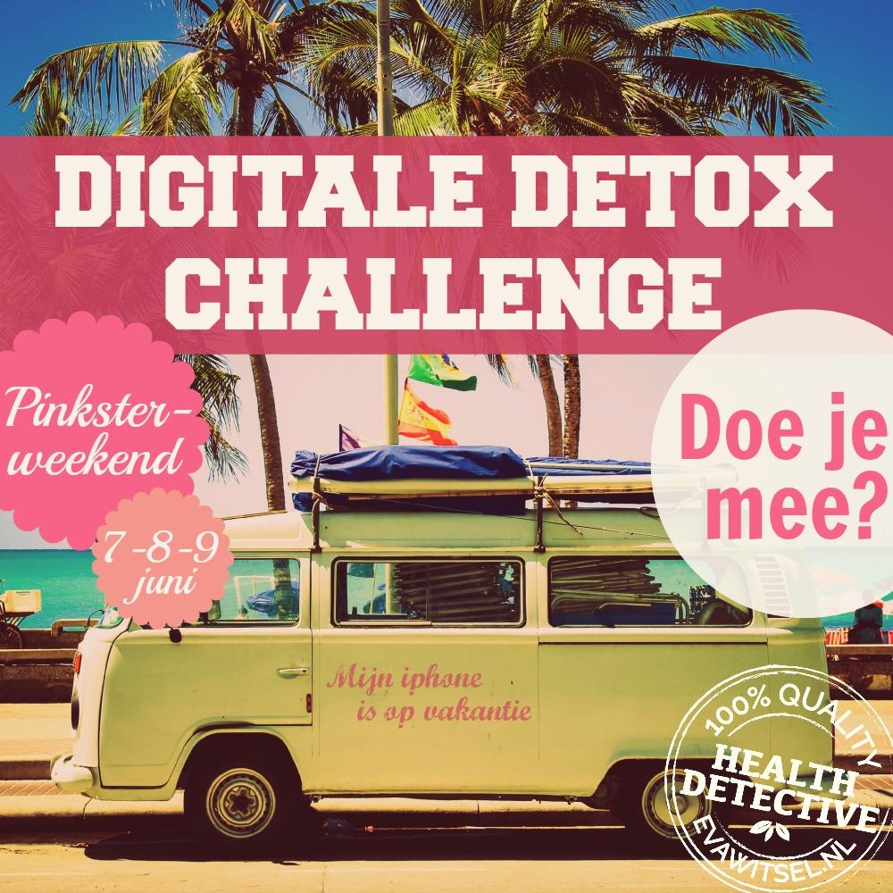 Digitale Detox Challenge