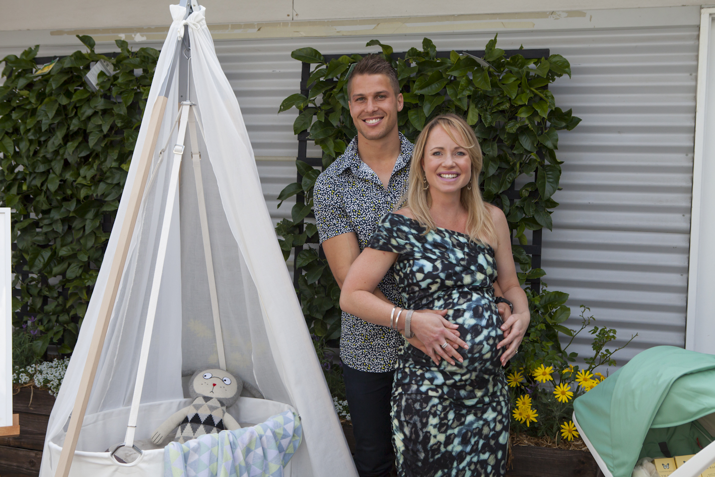 Andrew & Elise Swallow's Baby shower presented by Mum's Grapvine pic: my little tribe
