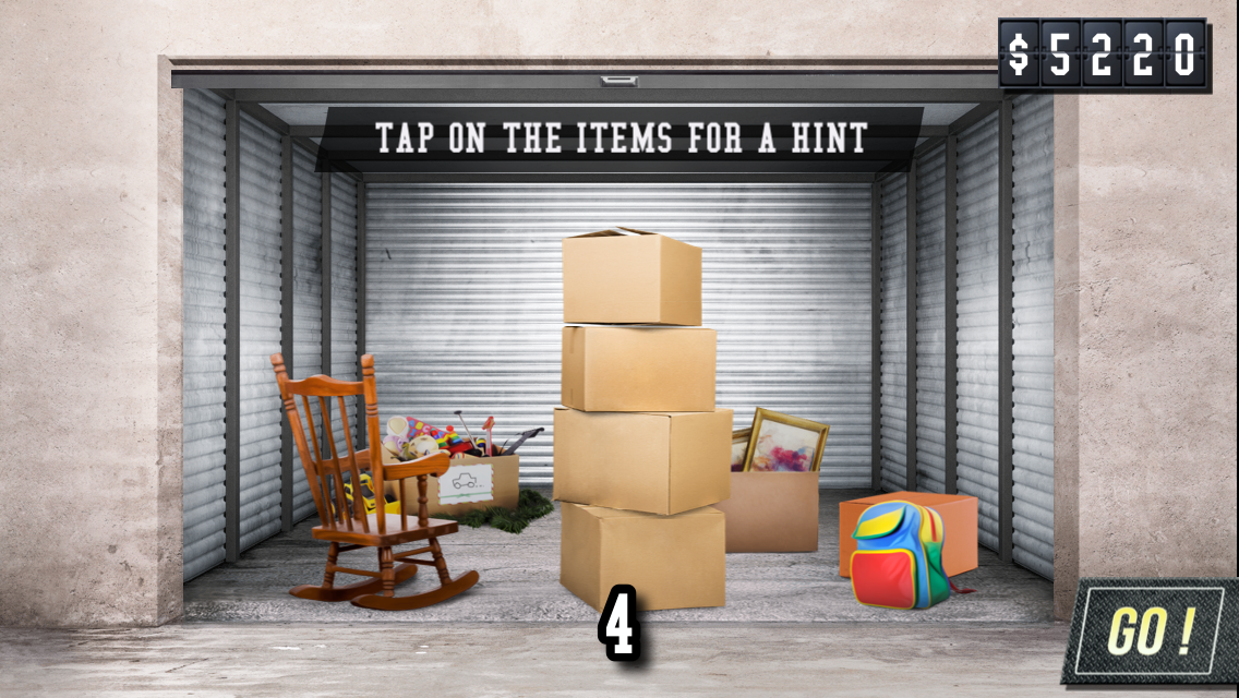 Get hints as to how much items may be worth. But you will have to get lucky to find the rare items.