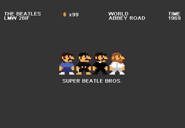 Super Beatles Bros.