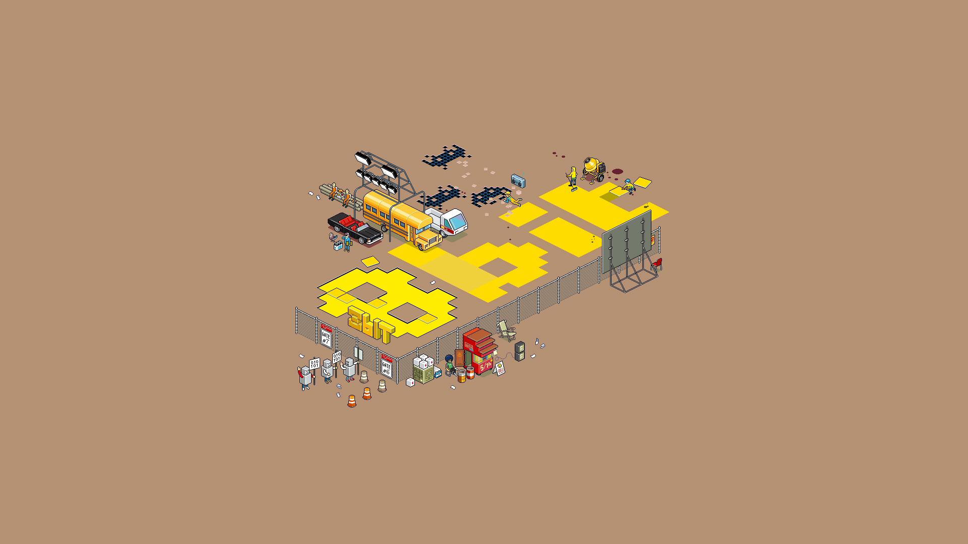 8-Bit Life
