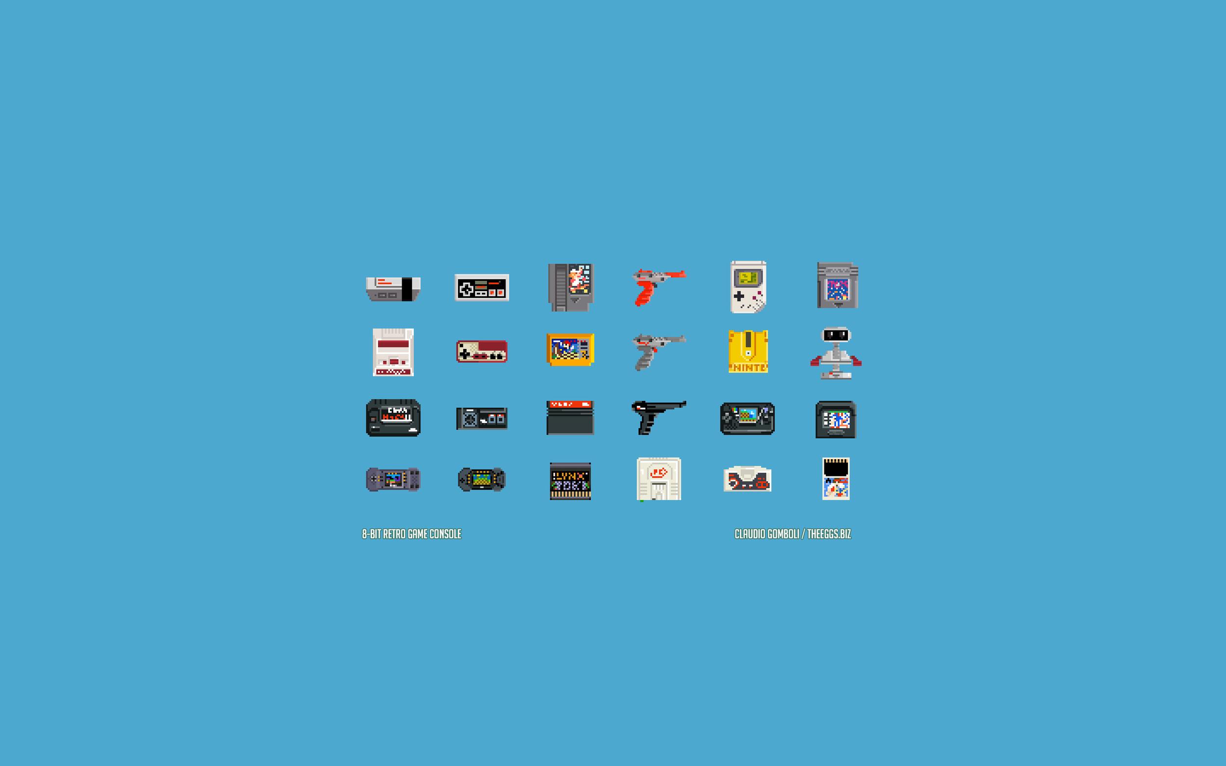 8-Bit Devices