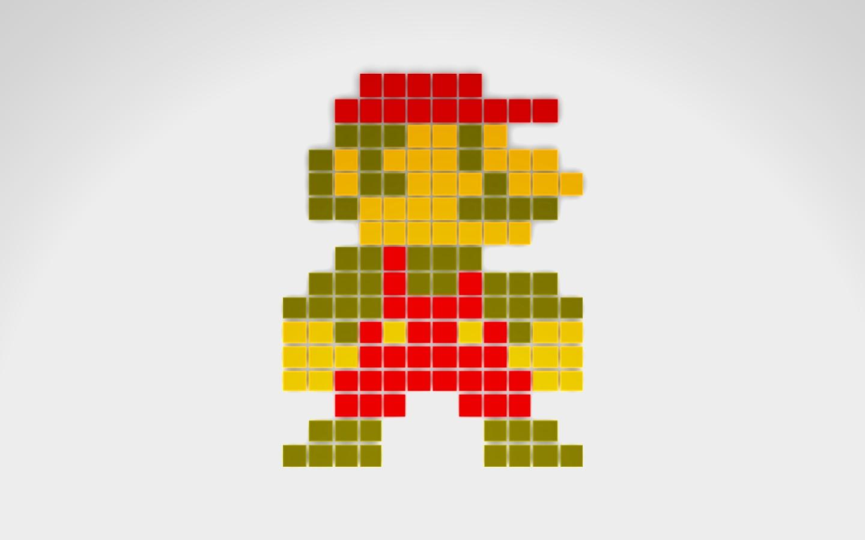 8-Bit Mario