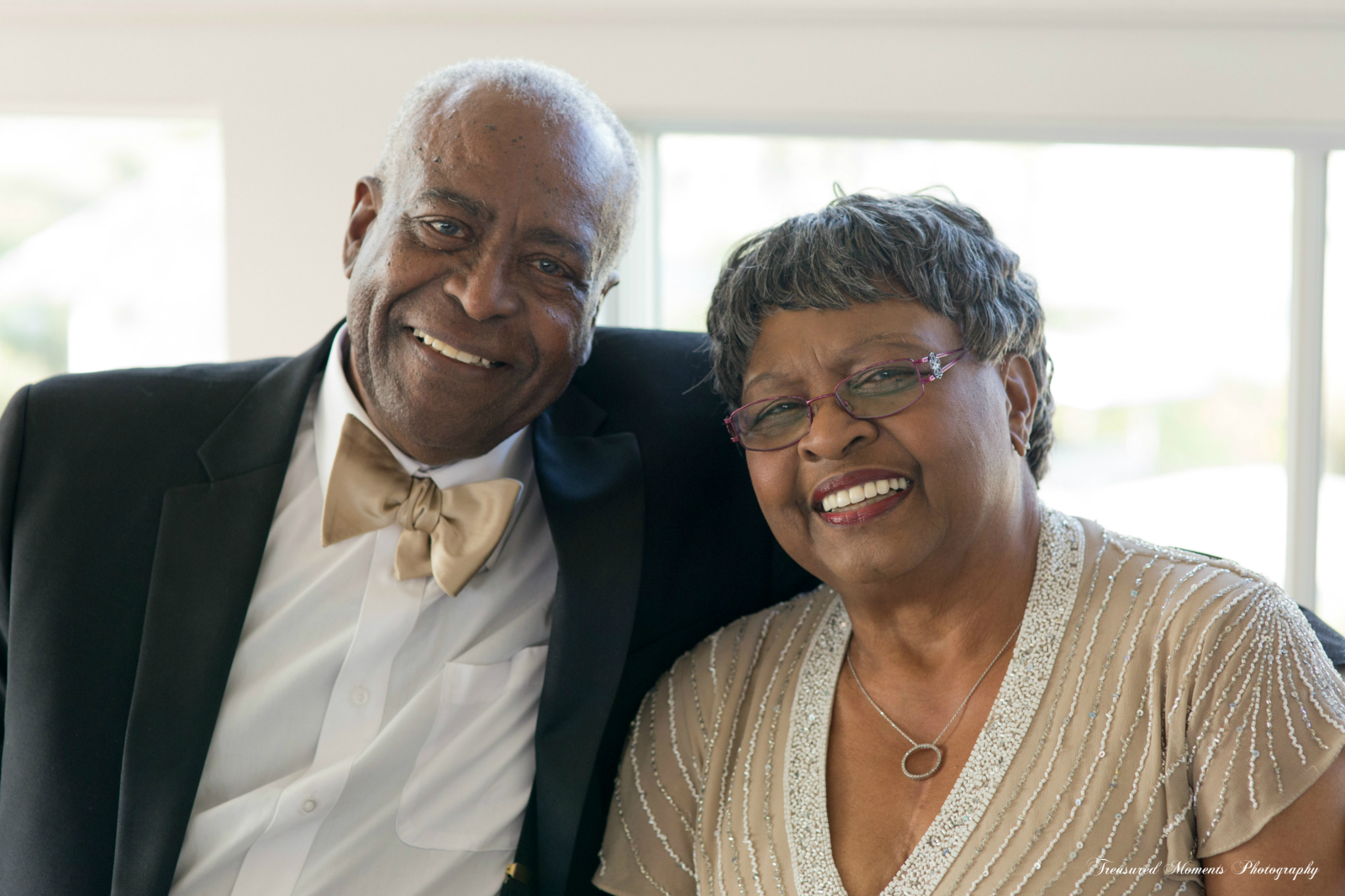 This is Robert and Marva, my longest married couple! 50 years married, staying strong. They are the best role models I've ever met! Thank you! Treasured Moments Photography.