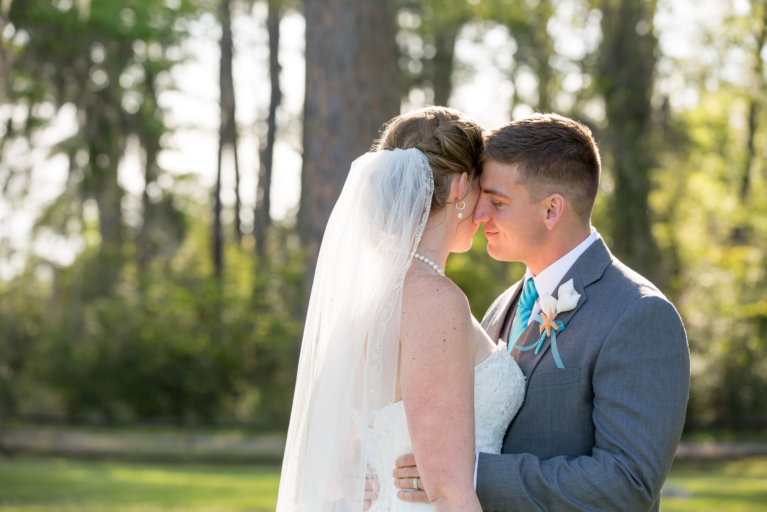 Wedding Photography Morehead NC