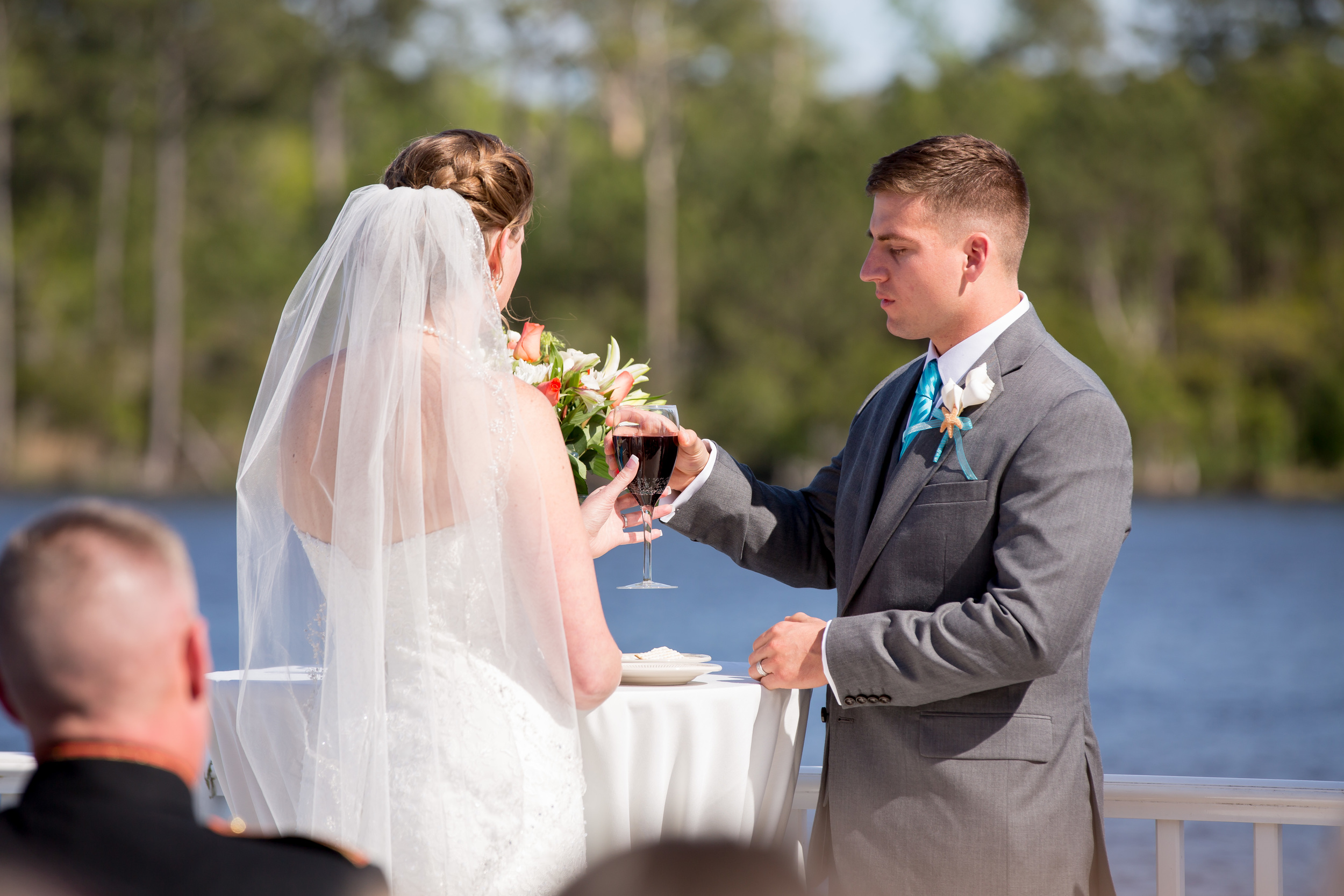 Wedding Photography Swansboro NC