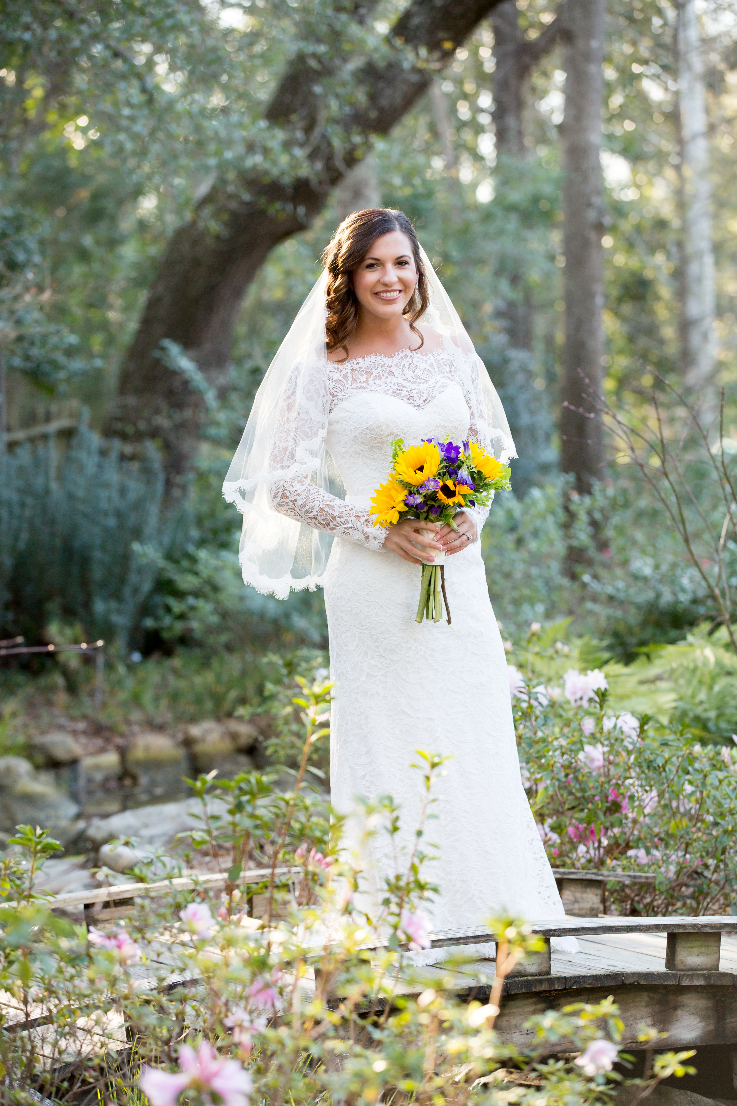 Bridal pictures Wilmington nc