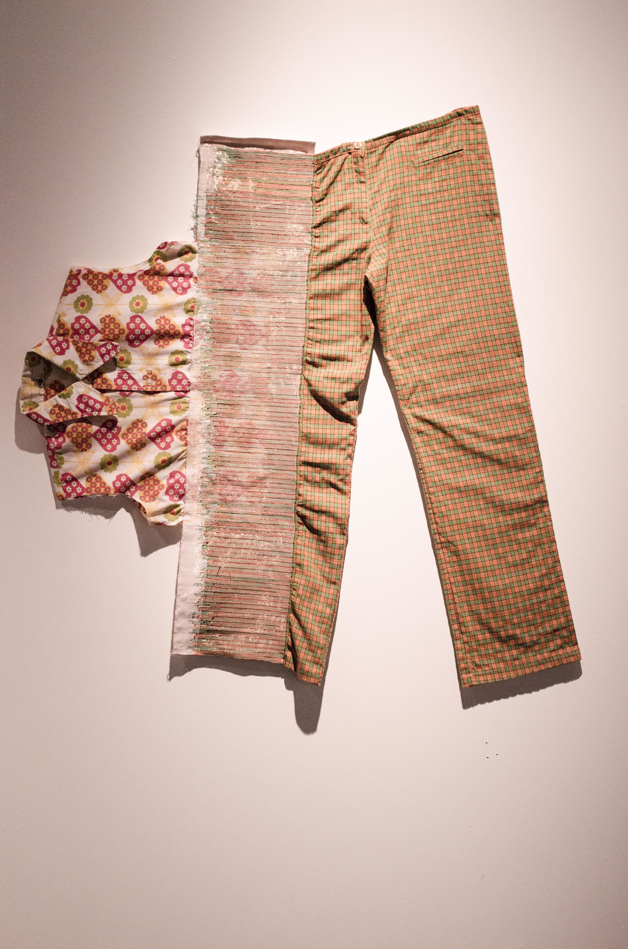Trousers and Shirt, 2012