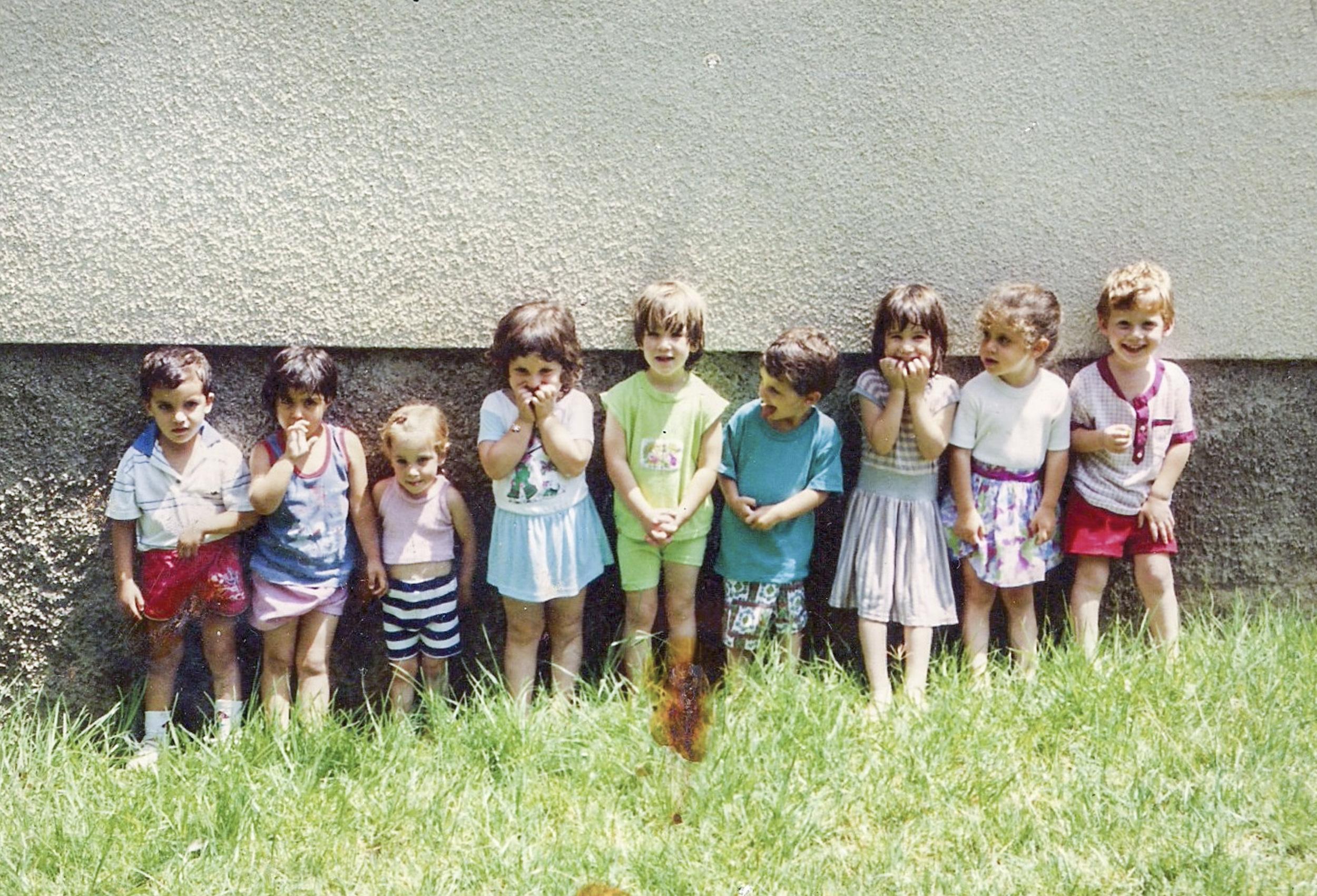 Jenny's kindergarden, Kibbutz Maayan Zvi