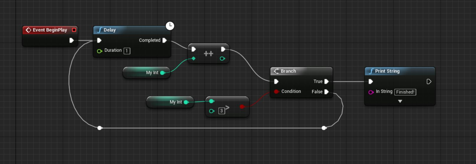Flow Control and Functions — tharle VFX