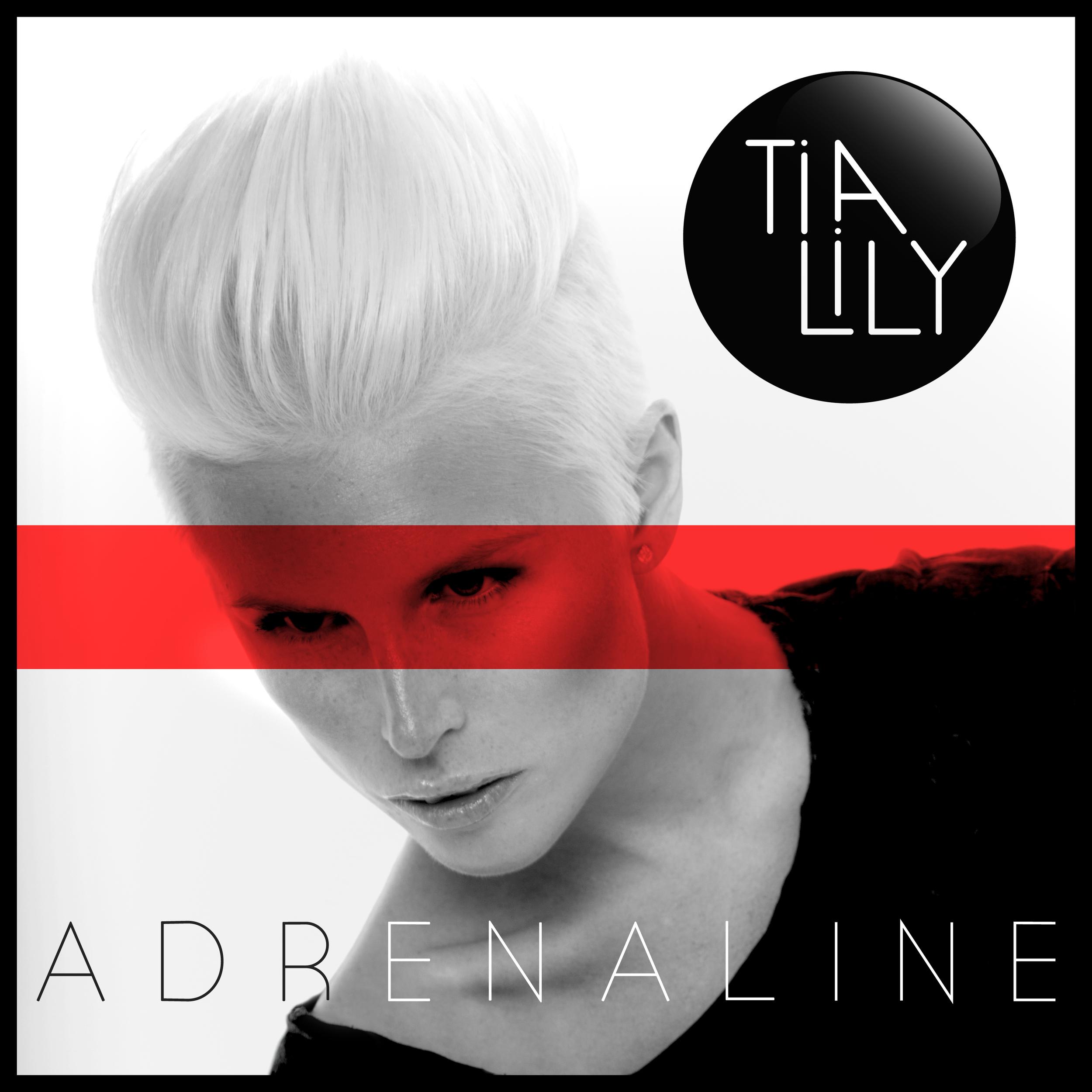 Tia Lily Adrenaline Cover