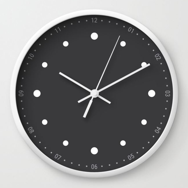 wall clock daniele tottle Preciso grey.jpg