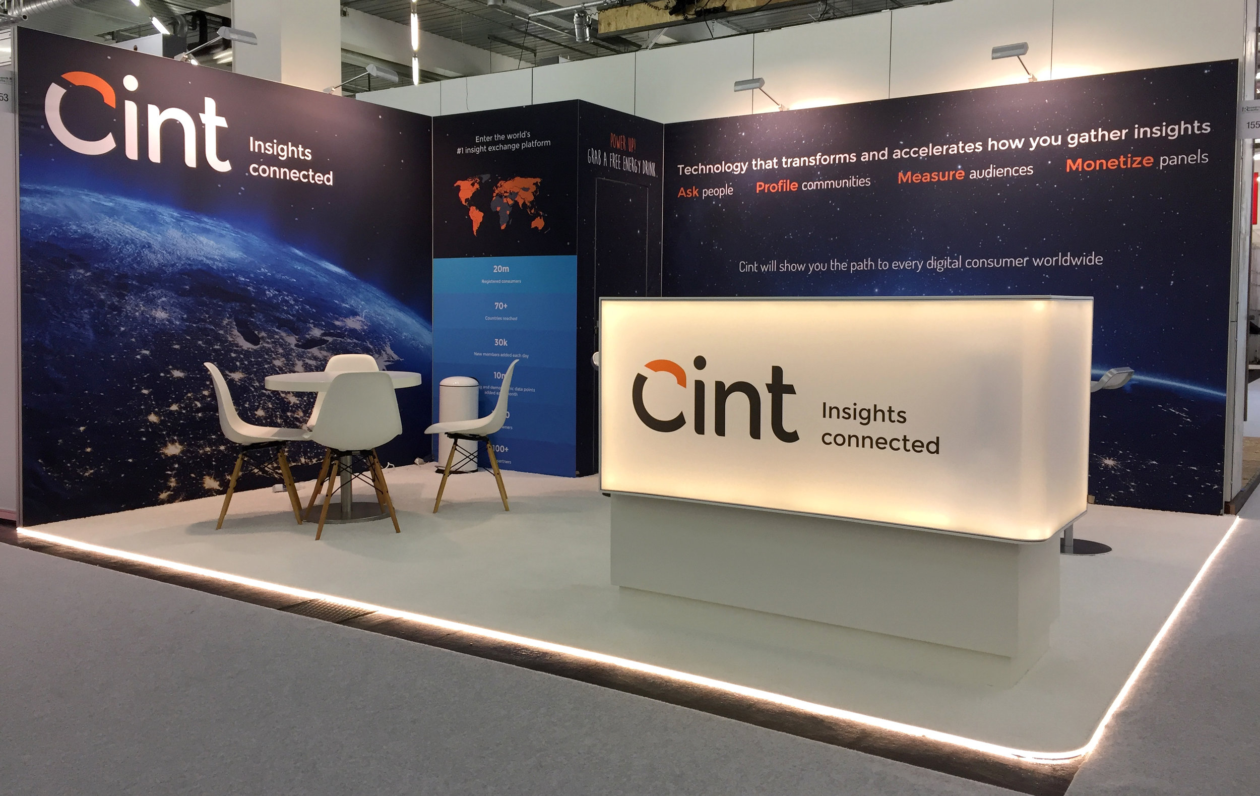 Cint Research Results 2016 booth-exhibition.JPG