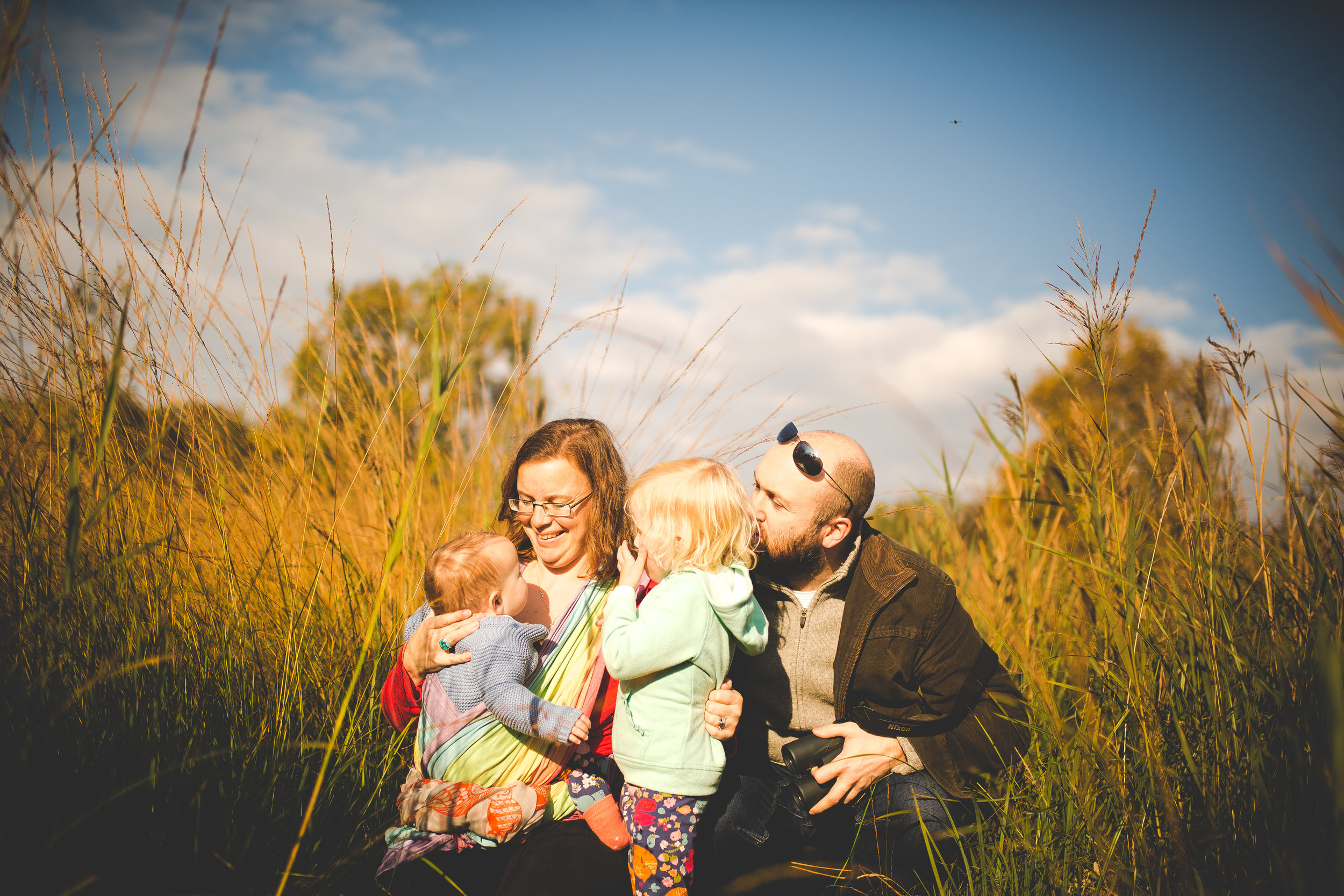 Wicken Fen Family shoot
