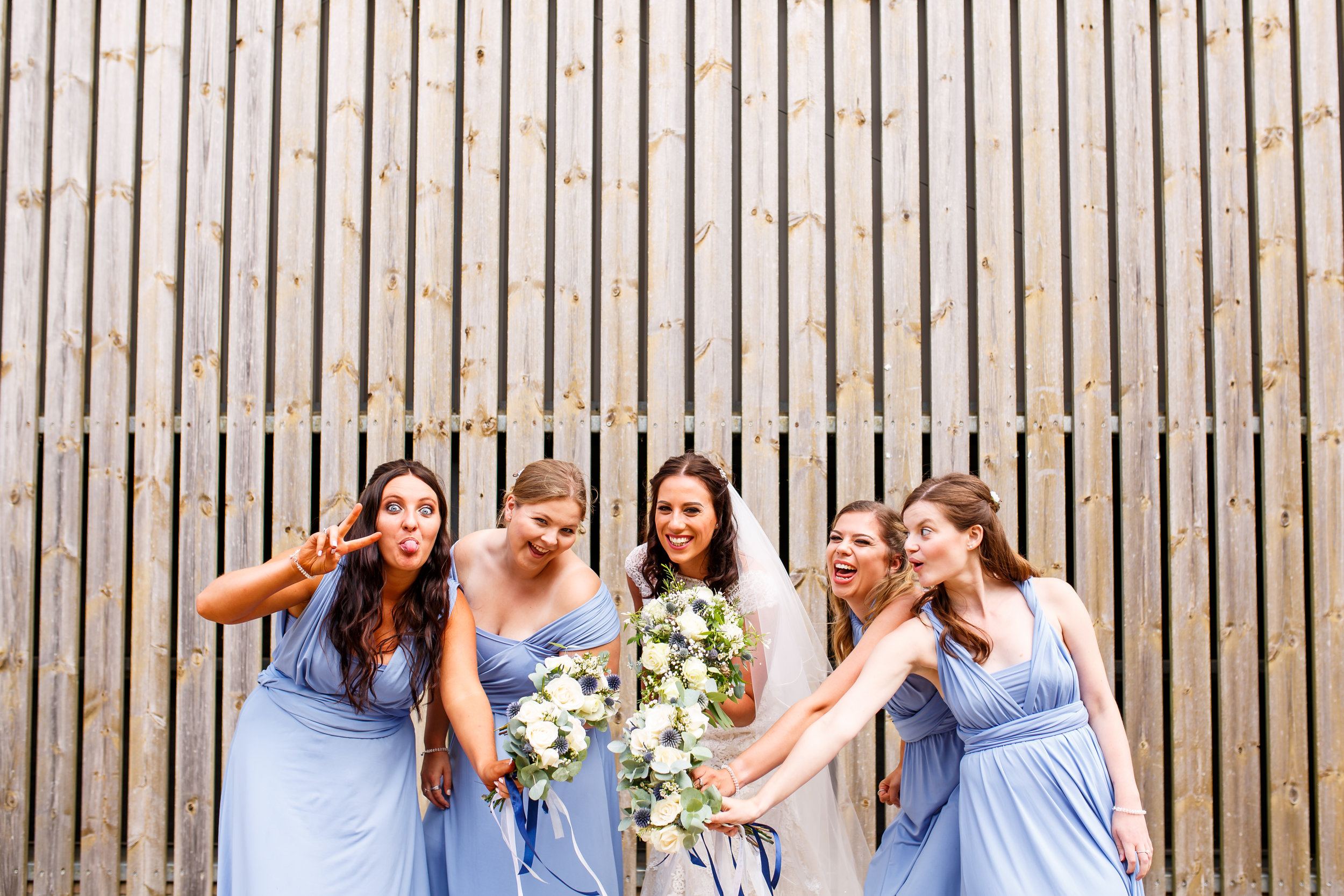 When the bride asks for a special moment, but you get this instead....and it is!  :-)
