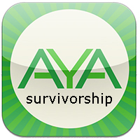 AYA Healthy Survivorship is an app for iOS that helps survivors of cancer with their post-diagnosis health and wellness.