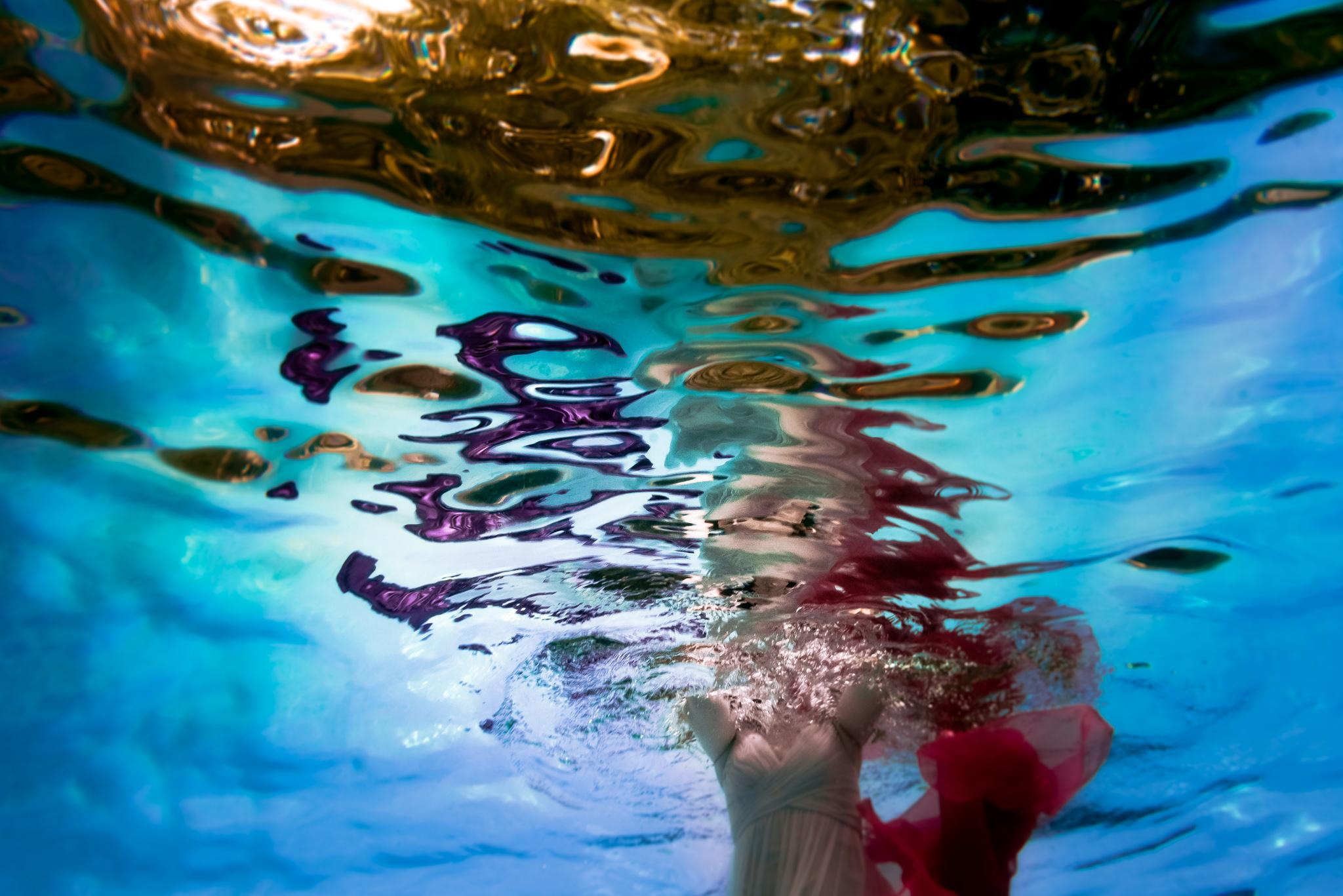 Stephanie Kopf Photography Under Water Portraits