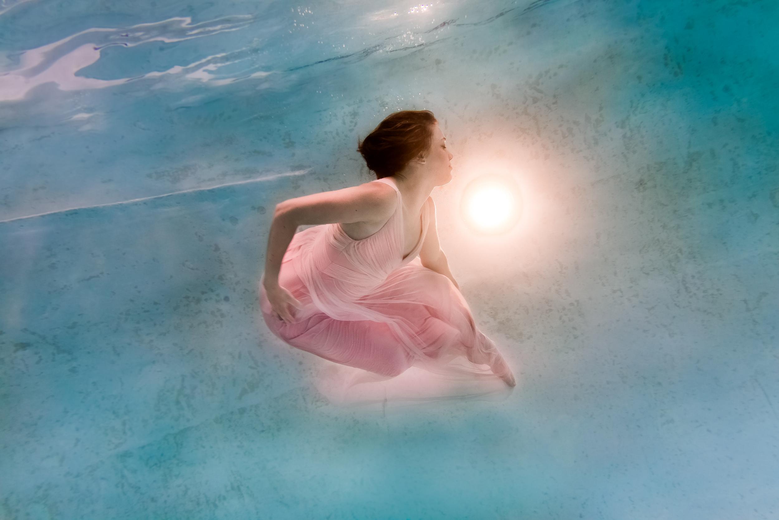 Stephanie Kopf Photography Underwater Portraits