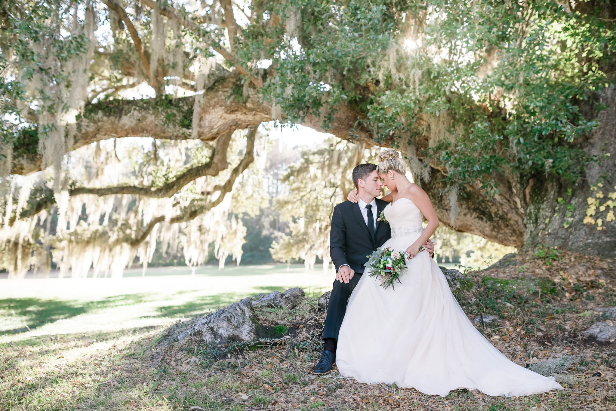 Natural, Romantic, Organic, Green Wedding Inspiration with Gold, Blush, and Marsala pallete_Charleston SC Wedding Photographer