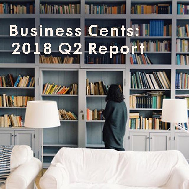 #PCpublicaffairs: To all our lovers and haters and lurkers, our Q2 business report is out! Yes, the one where we tell you exactly how much we're making (or not) because we hope one day money conversations won't be a thing of secrecy! Link in bio.