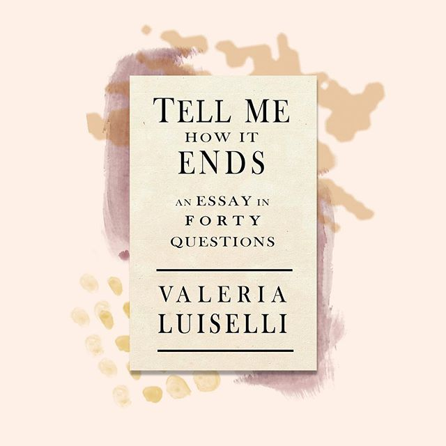 """#PCPublicAffairs: """"Tell Me How It Ends"""" by Valerie Luiselli hits close to home in a way very few other books can. It's more of an essay structured around 40 questions that Luiselli had to ask and translate to young, undocumented migrants when they were called to court. In its pages, she documents the traumatic experiences of the young children who had to cross the U.S.-Mexico borders on their own, the sobering reality of America, and the struggle to be accepted as immigrants in a country that doesn't want them. While my own immigration story is a walk in the park compared to the experiences of these young children, Tell Me How It Ends has greatly helped me process my own experiences. You may have noticed that there are quite a few Chinese Indonesians in Singapore. Some of us, like myself, moved when we were kids, sent abroad by parents who believed their kids would have a better life in Singapore — or, at the very least, a safer one. It feels like such a long time ago (20 years to be exact) but the horror of the '98 riots, which largely targeted Chinese Indonesians, still haunts many of us. Coupled with the not so recent rise of extreme political Islam in Indonesia and the largely depressing international political landscape, I'm often left feeling angry and frustrated and powerless. But in those moments, Luiselli's poignant words never fail to soothe and empower. — LT (@poopnon)"""