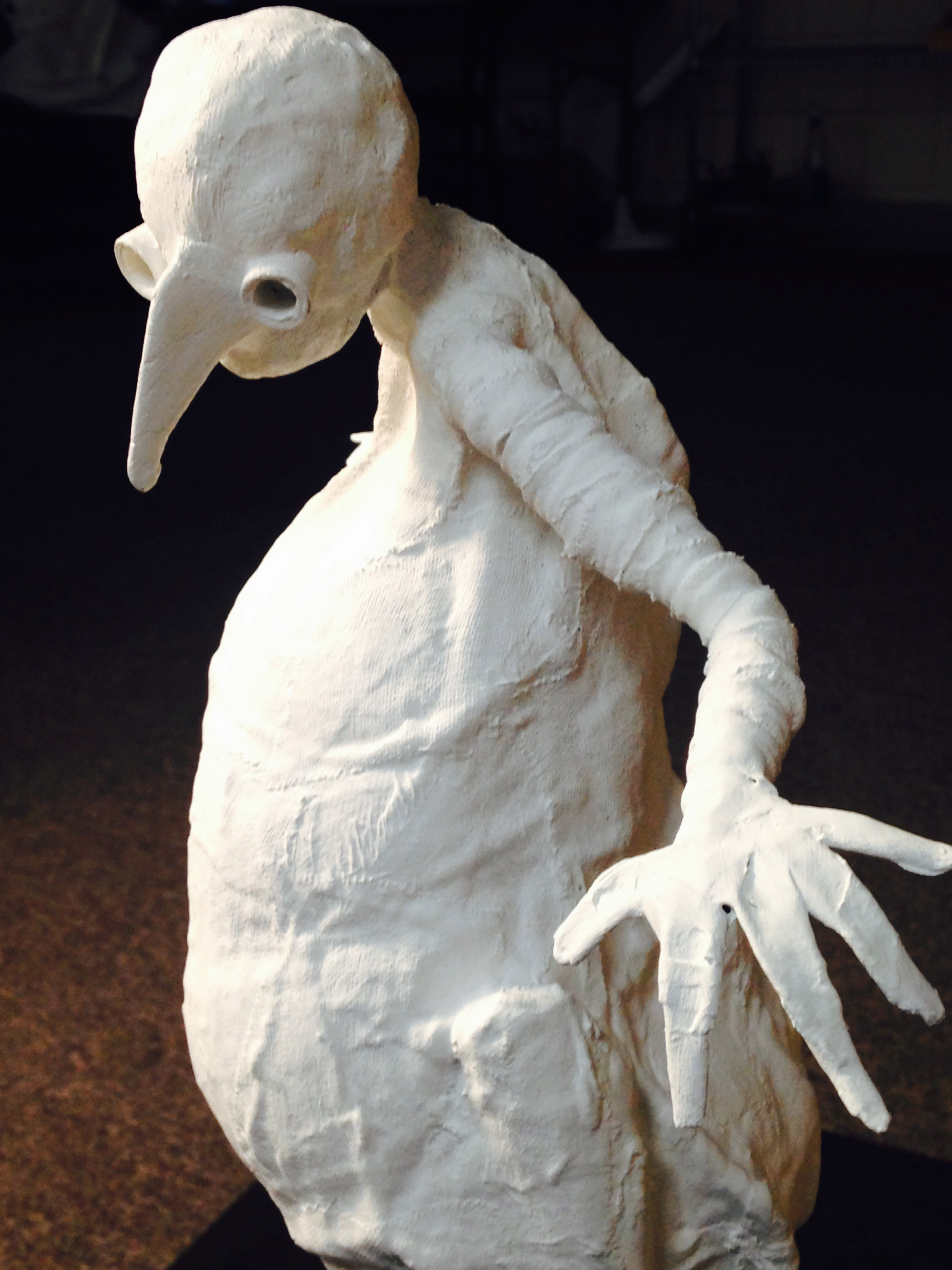 Refining Sculptural Details