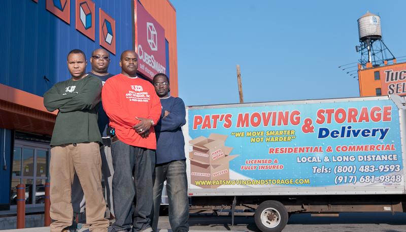 Pat's Moving & Storage