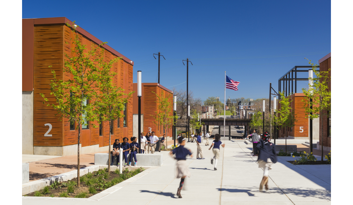 AIA Maryland Public Building of the Year: Henderson-Hopkins School, Baltimore, MD by Rogers Partners Architects + Urban Designers