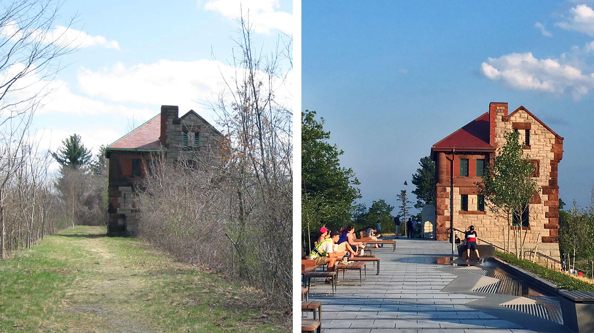 Fisher Hill Reservoir Park – AIA NE Merit Award for Historic Preservation + Adaptive Reuse*