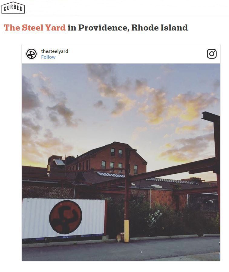 CURBED - Nine Adaptive Reuse Projects that Reimagine Old Buildings   Architecture & Design - Three times dilapidated sites were transformed into vibrant public spaces