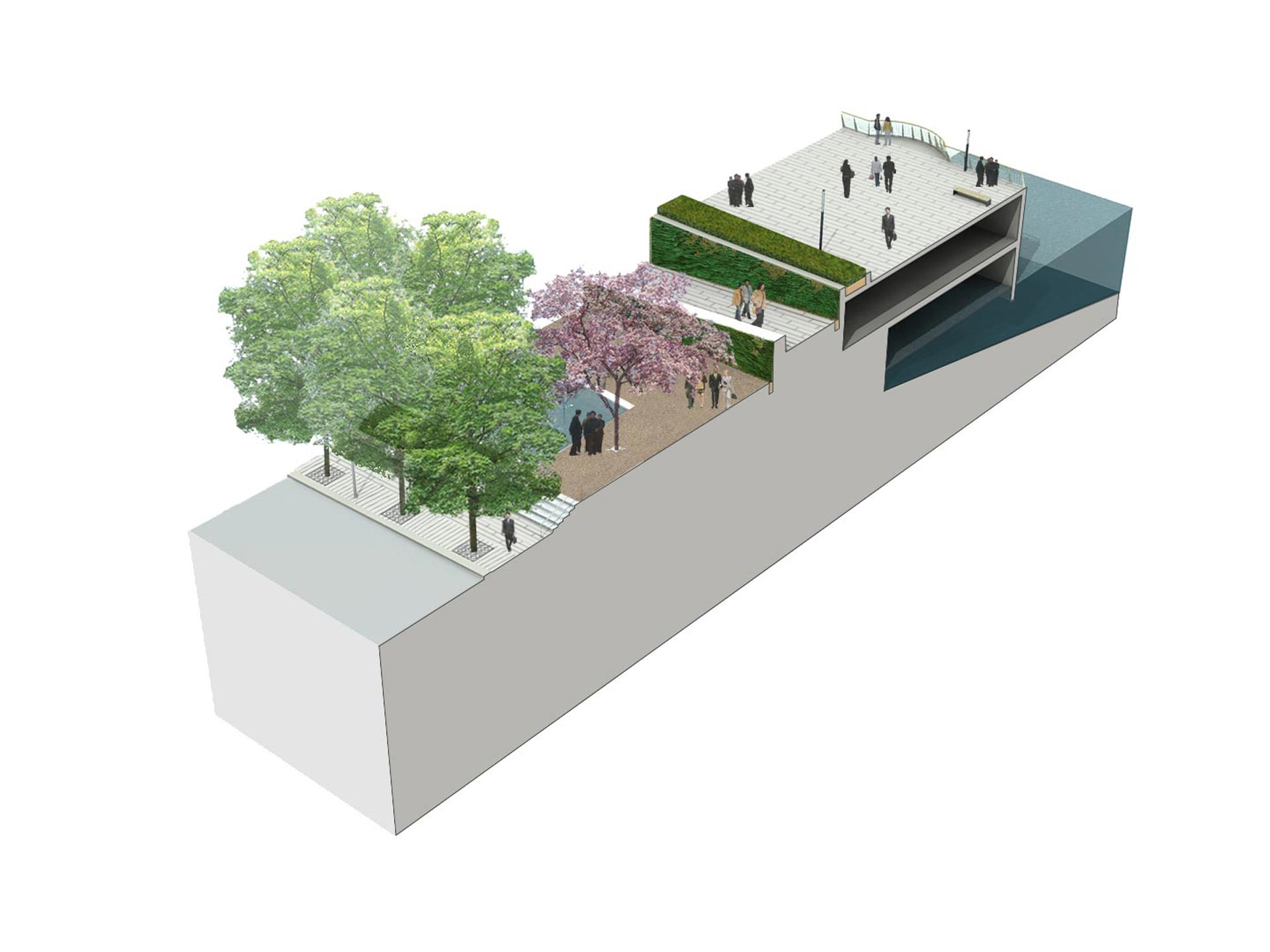 6_Shanghai-Bund_Klopfer-Martin-Design-Group_axonemetric_rendering_riverfront.jpg