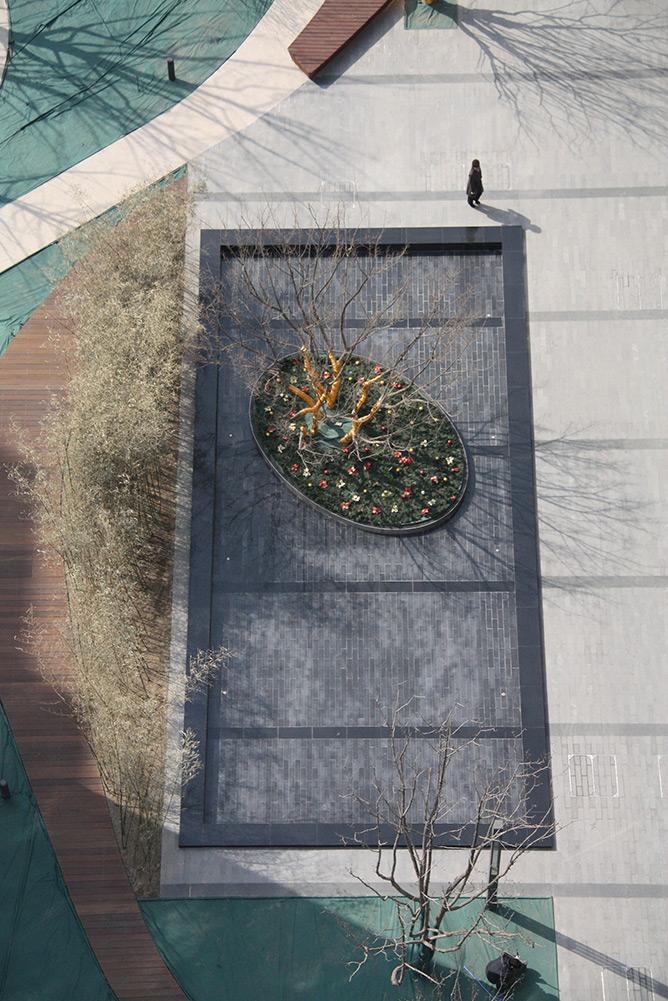 Park-Five-Condominiums-Beijing_aerial-courtyard-landscape-paving_Klopfer-Martin.jpg
