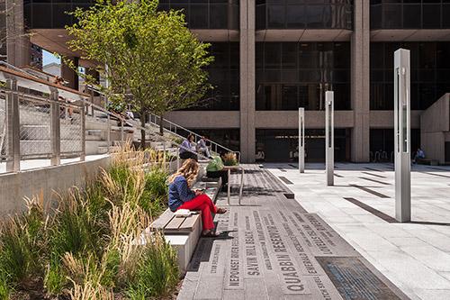Suffolk University Roemer Plaza  Boston, MA