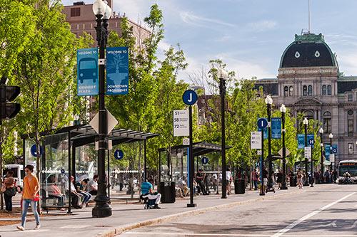 Kennedy Plaza  Providence, RI