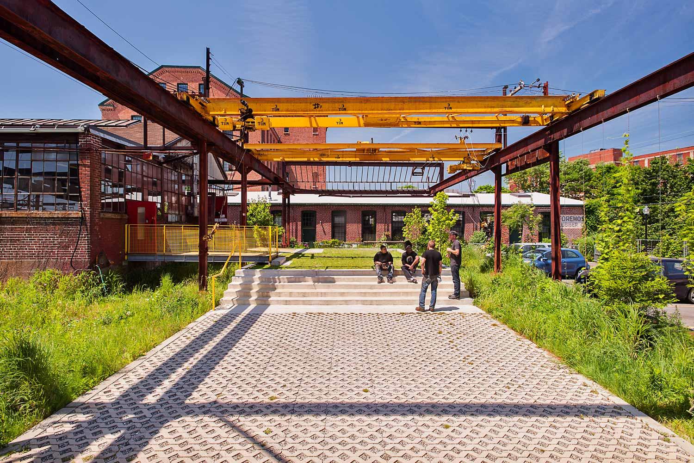 The Steel Yard  Providence, RI